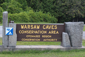 Warsaw Caves Conservation Area and Campground
